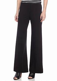 New Directions Pull-On Wide Leg Pants