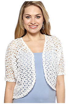 New Directions Crochet Shrug