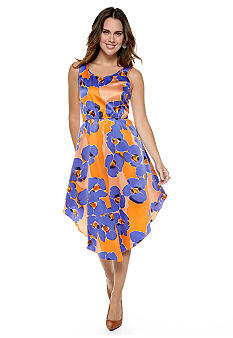 Romeo & Juliet Couture Printed Flower Dress