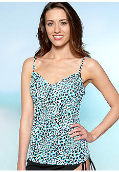 New Directions Wild Cat Tankini