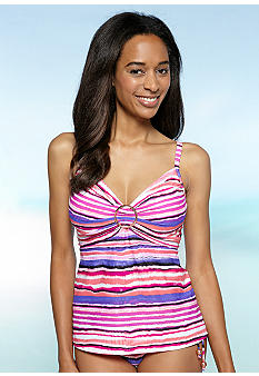 New Directions Stripe Tankini