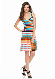 TRINA Trina Turk Kaine Stripe Dress