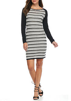 TRINA Trina Turk Zeal Sweater Dress