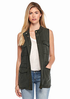 matty m Cargo Pocket Vest