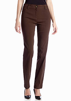 New Directions® Millennium Slim Leg Pant