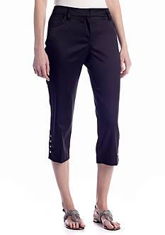 New Directions® Prive Slim Leg Crop