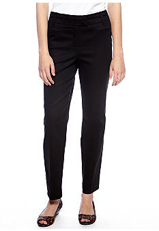 New Directions Belt Loop Ankle Pants