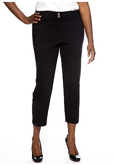 New Directions Plus Size Ankle Pant