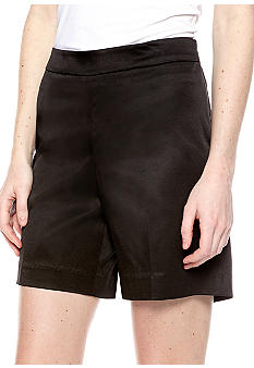 New Directions Side Zip Short