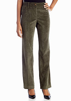 New Directions® Five Pocket Cord Pant