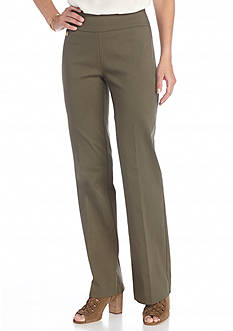 New Directions Millennium Pull On Flare Pants
