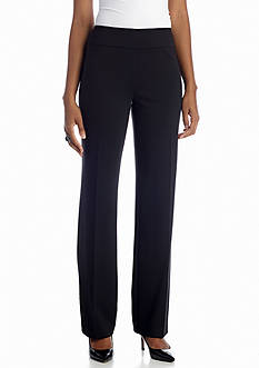 New Directions® Ponte Knit Pant