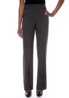 New Directions Petite Bistretch Career Pant