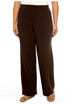 New Directions Plus Size Tummy Control Pant