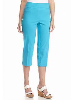 New Directions Millennium Angled Pocket Crop Pants