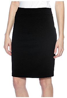 New Directions Body Con Skirt