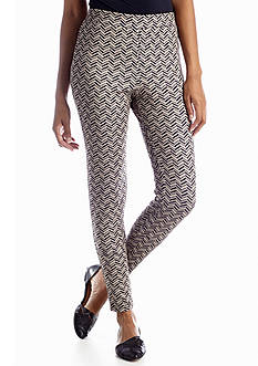 New Directions® Printed Scuba Legging
