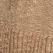 Kim Rogers Sweaters: New Khaki Kim Rogers Slub Knit Cardigan