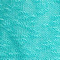 Kim Rogers Sweaters: Rural Turquoise Kim Rogers Slub Knit Cardigan