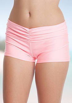 Red Camel Solid Short