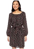 Sophie Max Printed Heart Dress