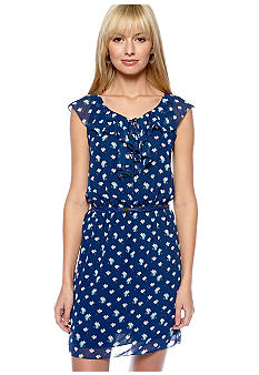 Sophie Max Printed Floral Dress