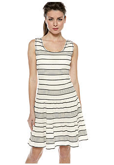 Sophie Max Sleeveless Smocked Dress