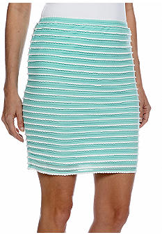 Sophie Max Novelty Jersey Pencil Skirt