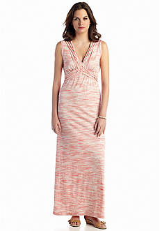 Sophie Max Braided Streak Maxi Dress