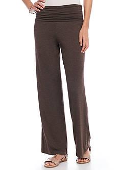 Sophie Max Jersey Wide Leg Pants