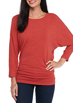 Sophie Max Jersey Dolman Top