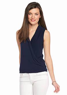 Sophie Max Twist Knit Jersey Top