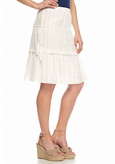 Sophie Max Boho Tiered Skirt