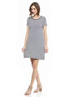 Sophie Max Stripe Knit Dress