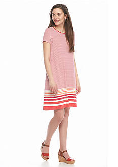 Sophie Max Stripe Knit Dress