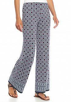 Sophie Max Printed Soft Pants