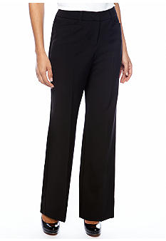 Kim Rogers Petite Patch Pocket Career Pant