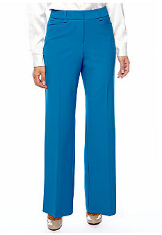 Kim Rogers® Petite Patch Pocket Career Pant