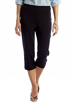 Kim Rogers® Pull-On Stretch Capri