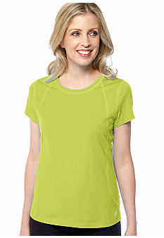 be inspired Short Sleeve Scoop Neck Tee