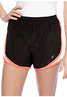 be inspired Running Short With Side Mesh