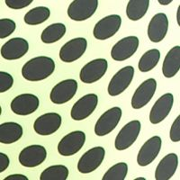 Women: Be Inspired Activewear: Lime Dot/Pow Purple be inspired Printed Running Shorts