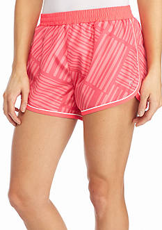 be inspired Printed Running Shorts