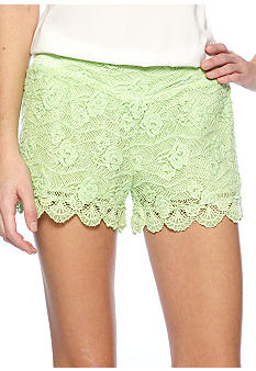 Miss Me Sportswear Crochet Short