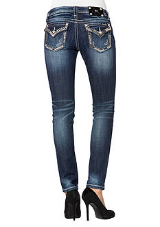 Miss Me Dark Wash Skinny Jean