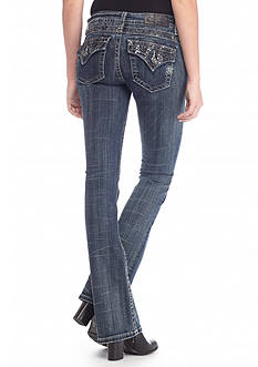 Miss Me Studded Midrise Bootcut Jean