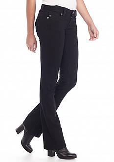 Miss Me Midrise Flap Pocket Bootcut Jeans