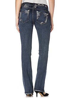 Miss Me Embellished Relaxed Bootcut Jean