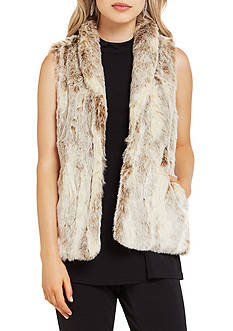 BCBGeneration Faux Fur Vest