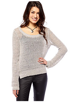 Raglan Sleeve Pullover Sweater